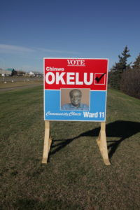 Medium Coroplast Election Signs